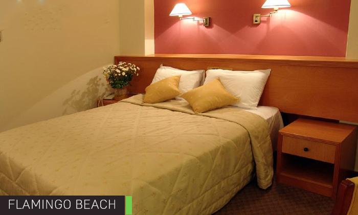 9 חופשת אביב ספונטנית בלרנקה: 3/4 לילות במלון לבחירה