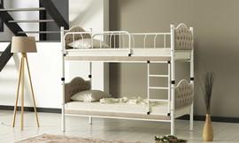 מיטת קומתיים ממתכתדגם מליסה