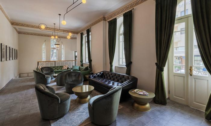 6 לילה זוגי במלון הבוטיק בכר האוס, תל אביב