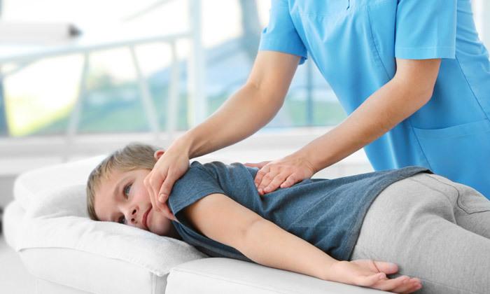 2 עיסוי לילדים בשיטת אלבאום אצל אינה דוז'נסקי, ראשון לציון