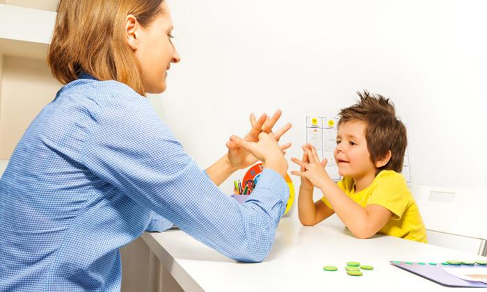 3 עיסוי לילדים בשיטת אלבאום אצל אינה דוז'נסקי, ראשון לציון