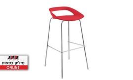 כיסא בר אדום