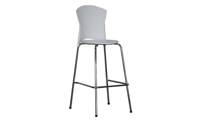 3 כיסא בר דגם לגונה - גובה וצבעים לבחירה