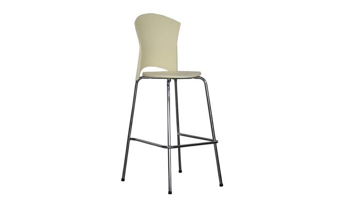 6 כיסא בר דגם לגונה - גובה וצבעים לבחירה