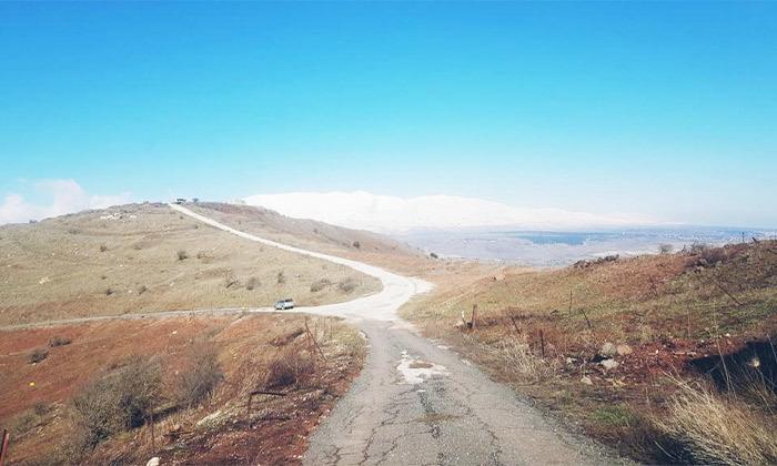 8 חופשה זוגית ב'אירוח בוטיק אל רום', צפון רמת הגולן