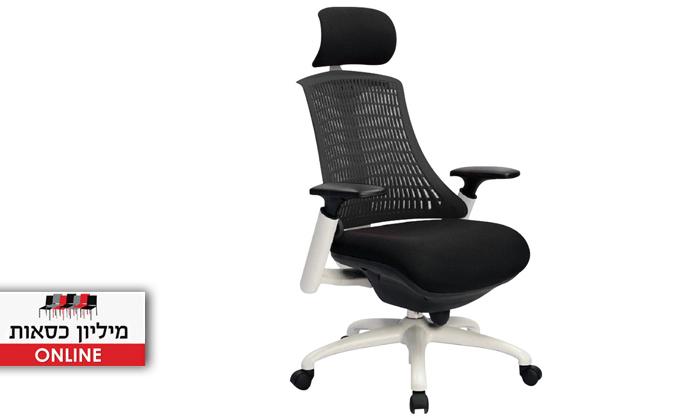 2 כיסא מנהלים דגם וולה