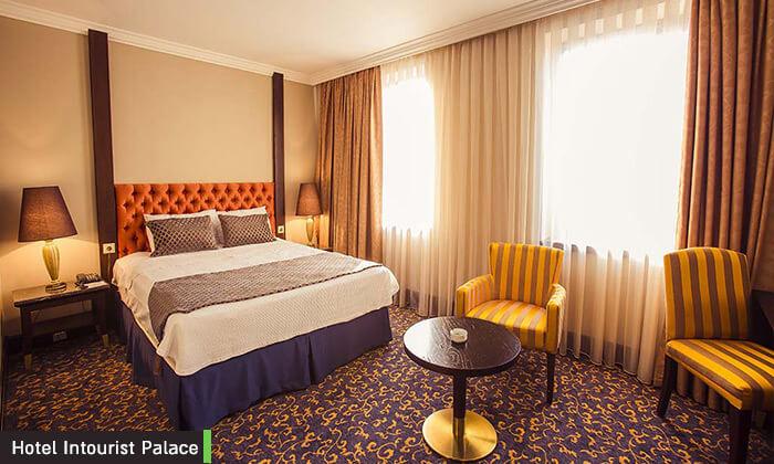 7 חופשה זוגית 3/4 לילות במלון 5 כוכבים בבטומי, גאורגיה