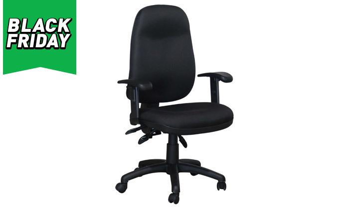 3 כיסא משרדי דגם מירון B במבחר צבעים