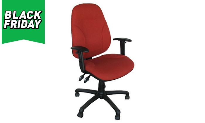 5 כיסא משרדי דגם מירון B במבחר צבעים