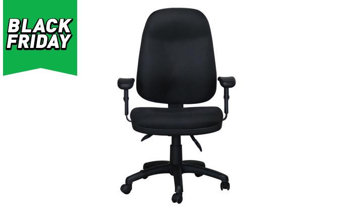 4 כיסא משרדי דגם מירון B במבחר צבעים