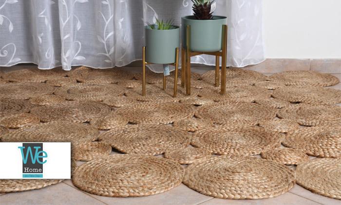 2 שטיח חבל מסדרת אגוס במבחר גדלים