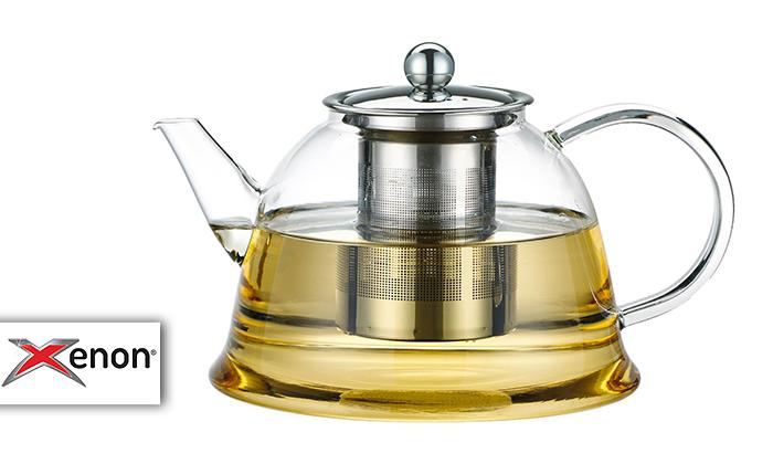 2 קנקן לתה וחליטותXENON בנפח 1.5 ליטר