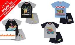 4 חליפות גן לילדים וילדות