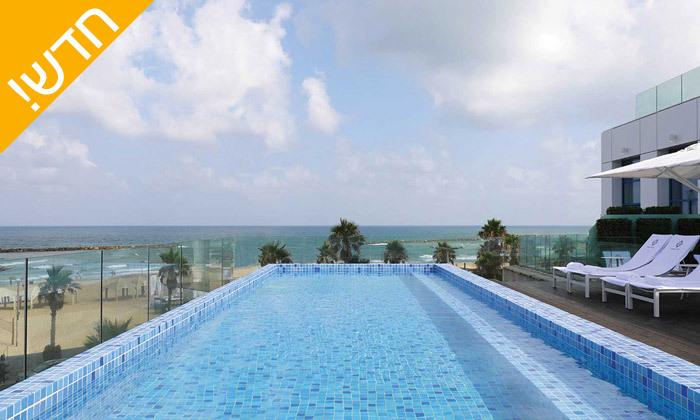 5 חדש ב-GROO: עיסוי מפנק במלון הרברט סמואל, תל אביב