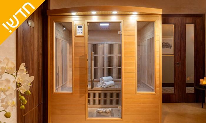 9 חדש ב-GROO: עיסוי מפנק במלון הרברט סמואל, תל אביב