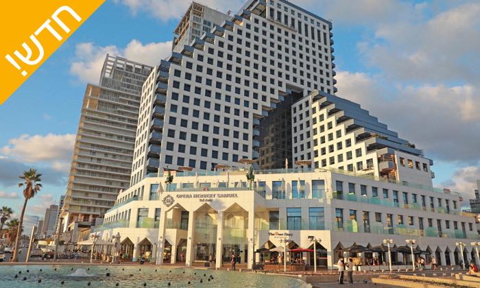 13 חדש ב-GROO: עיסוי מפנק במלון הרברט סמואל, תל אביב