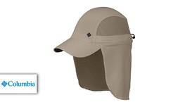 כובע מצחייה עם הגנה לעורף