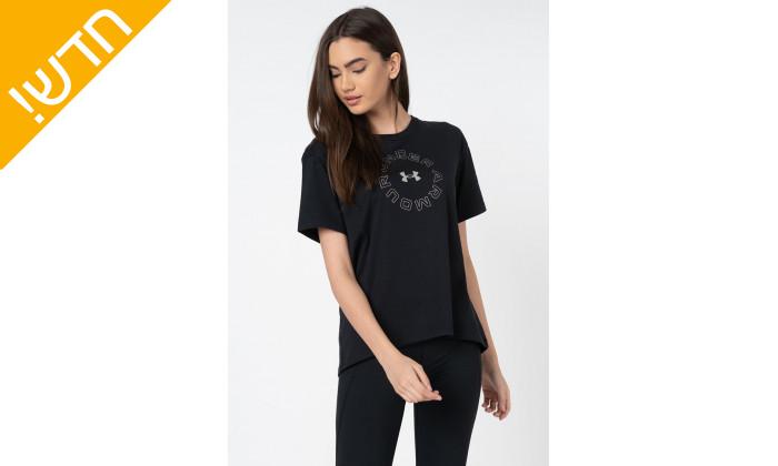 2 חולצת טי שירט לנשיםUnder Armour
