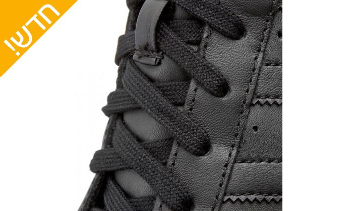 4 נעלי סניקרס לגברים adidas דגם SUPERSTAR