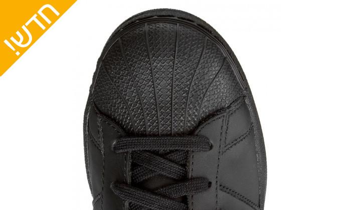 5 נעלי סניקרס לגברים adidas דגם SUPERSTAR