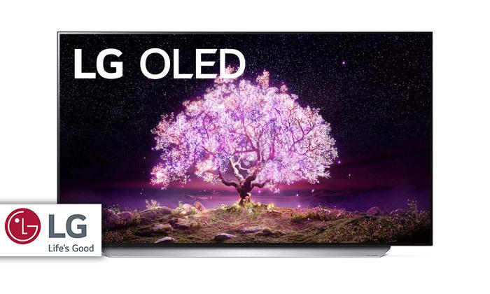 """2 טלוויזיה SMART 4K LG עם מסך """"48"""
