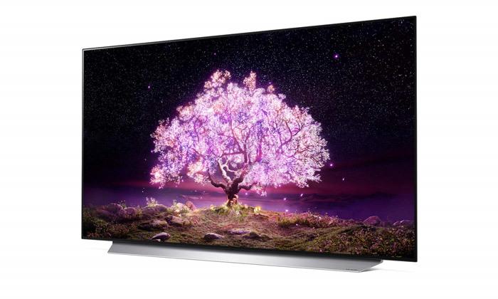 """6 טלוויזיה SMART 4K LG עם מסך """"48"""