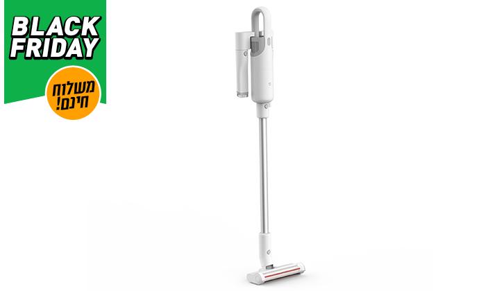 7 שואב אבק שיאומי Xiaomi Mi Vacuum Cleaner Light - משלוח חינם