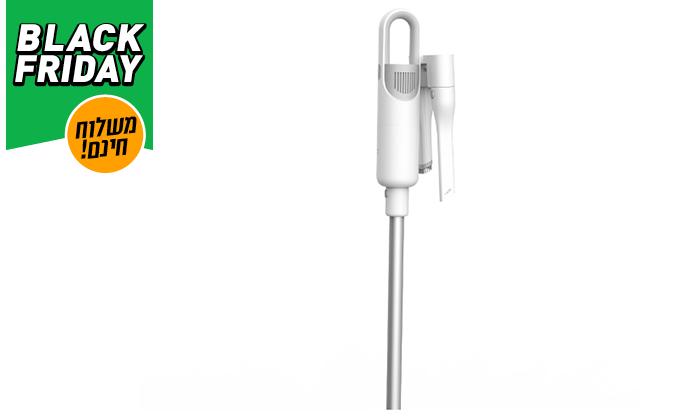 3 שואב אבק שיאומי Xiaomi Mi Vacuum Cleaner Light - משלוח חינם