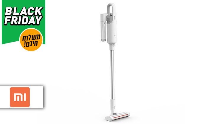 2 שואב אבק שיאומי Xiaomi Mi Vacuum Cleaner Light - משלוח חינם