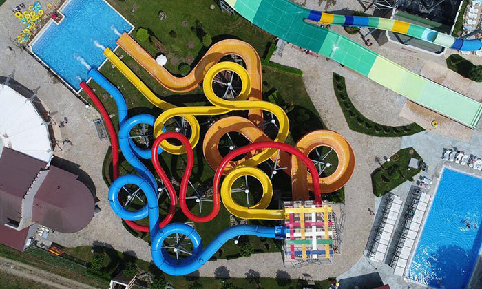 """8 חופשת קיץ הכל כלול בבורגס, כולל פארק מים ואופציה לסופ""""ש"""