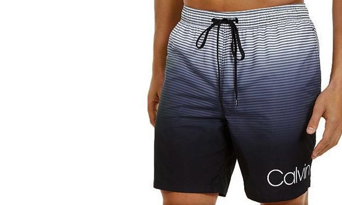 2 בגד ים לגברים קלווין קליין Calvin Klein - צבעים לבחירה