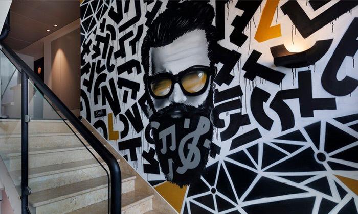 9 חופשה בשיק: לילה זוגי במלון MUSE שבלב תל אביב