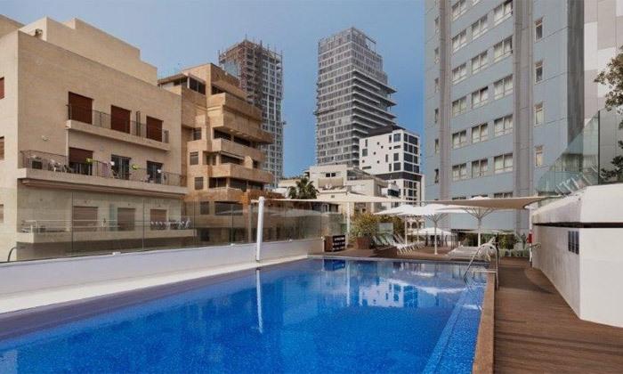9 לילה לזוג במלון מטרופוליטן תל אביב