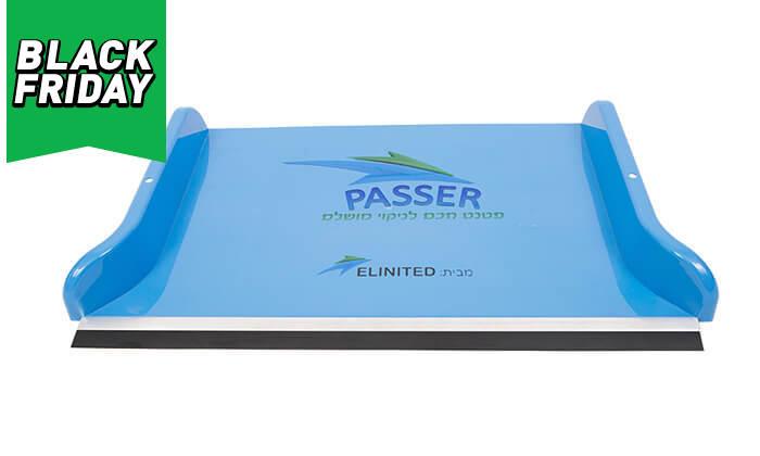 3 Passer - מכשיר העברת מים מעל מסילות