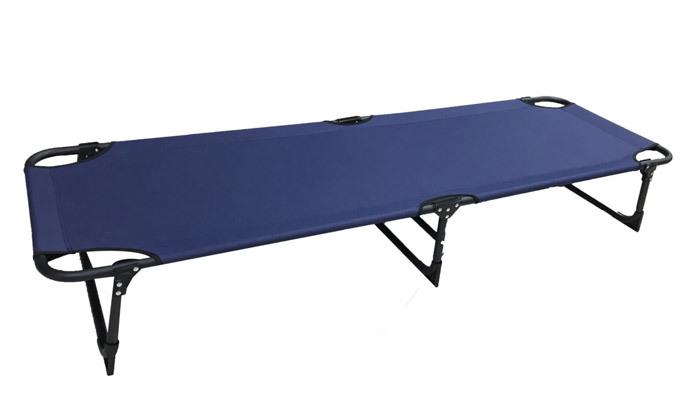 2 דיל ל-24 שעות: מיטת קמפינג מתקפלת - משלוח חינם