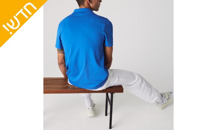4 חולצת פולו לגבר לקוסט Lacoste