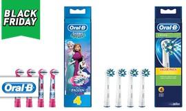 8 ראשים למברשת חשמלית Oral-B