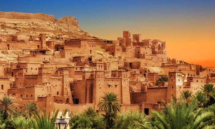 2 מאורגן 8 ימים מלאים במרוקו המופלאה כולל סיור ג'יפים בסהרה