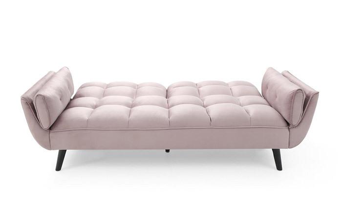 12 ספה תלת מושבית נפתחת למיטה - צבעים לבחירה