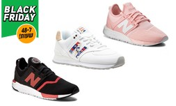 נעלי סניקרסלנשים New Balance