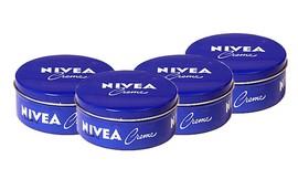 מארז 4 יח' קרם רב שימושי Nivea