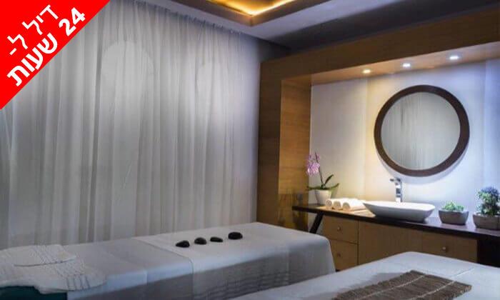 5 דיל ל-24 שעות: חבילת ספא זוגית עם עיסוי במלון לאונרדו ירושלים