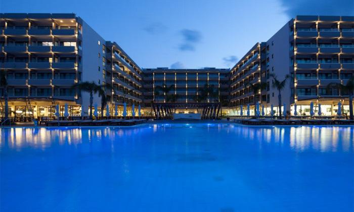 """10 חופשת יוונית בקרפאטוס: 3/4 לילות במלון 5 כוכבים Deluxe, כולל סופ""""ש"""