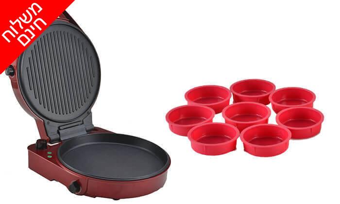 5 מכשיר בישול רב תכליתי - משלוח חינם!