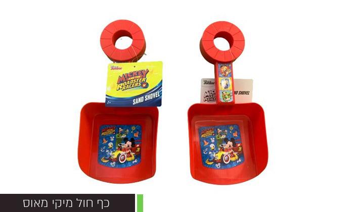 6 3 אביזרי בריכה וים לילדים לבחירה:משקפת פלסטיק, מצופיםוכף חול
