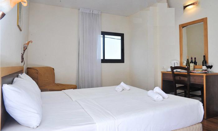 """8 חופשה במלון לה פרלה כנרת וכניסה לחמי טבריה, כולל אופציה לסופ""""ש"""