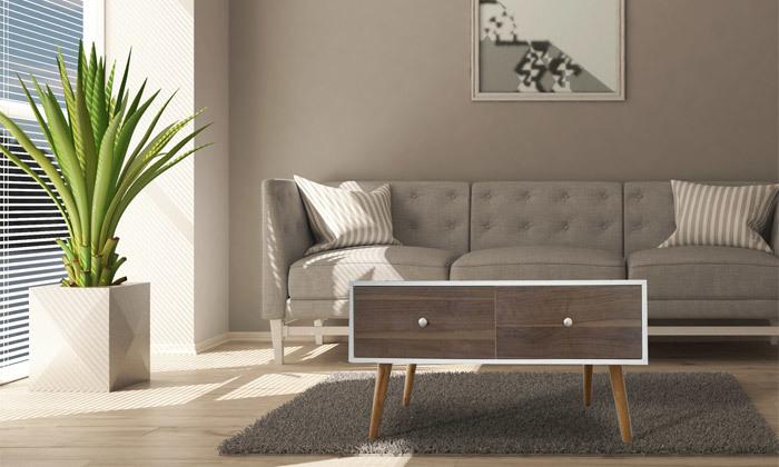2 שולחן סלון RAMOS דגם עדן