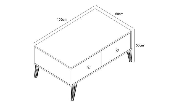 5 שולחן סלון RAMOS דגם עדן