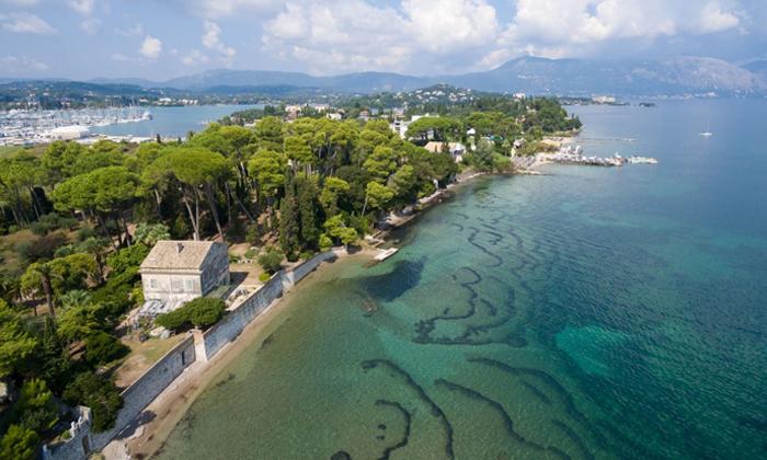 """4 חוגגים את הקיץ באי היווני קורפו: 3/5 לילות במלון 5 כוכבים, אופציה לסופ""""ש"""