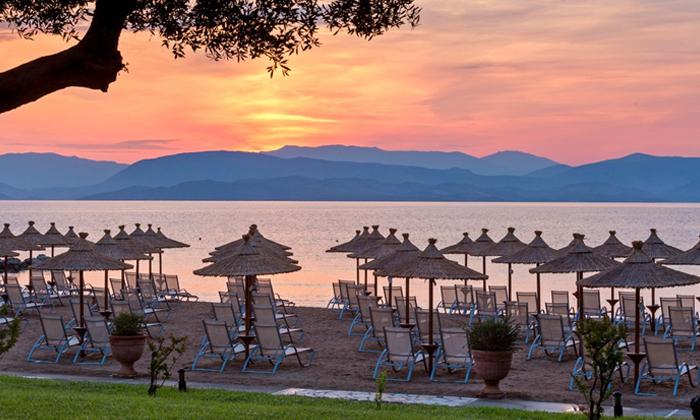 """5 חוגגים את הקיץ באי היווני קורפו: 3/5 לילות במלון 5 כוכבים, אופציה לסופ""""ש"""